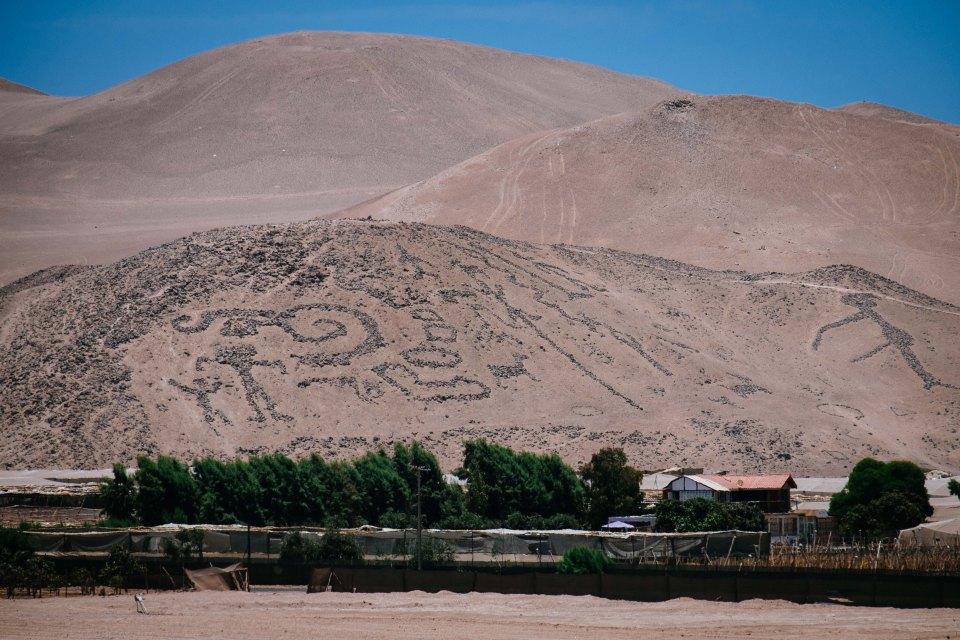Azapa Geoglyphs