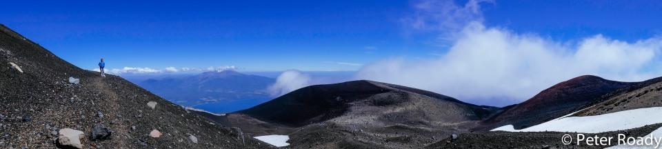 Volcan Osorno pano