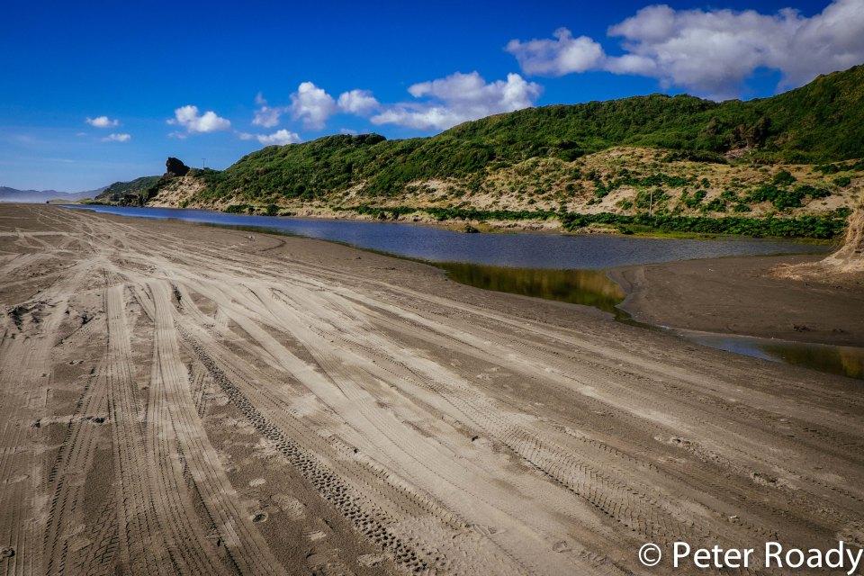 Parque Nacional Chiloe Beach