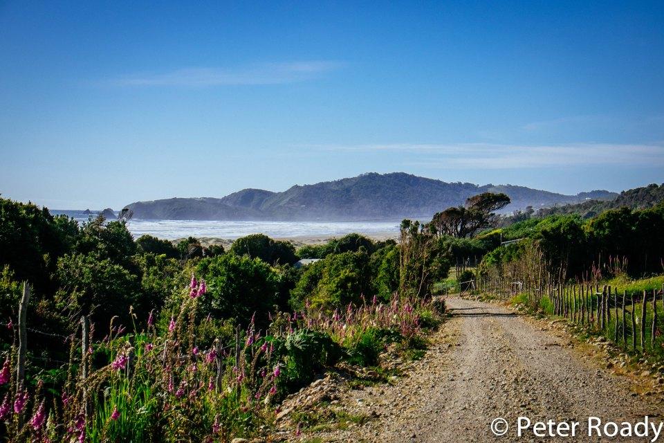 Pacific Ocean View Parque Nacional Chiloe