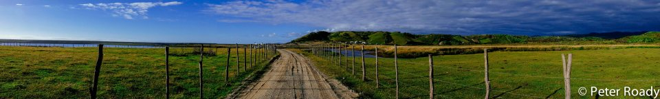 End of the road, Chiloe