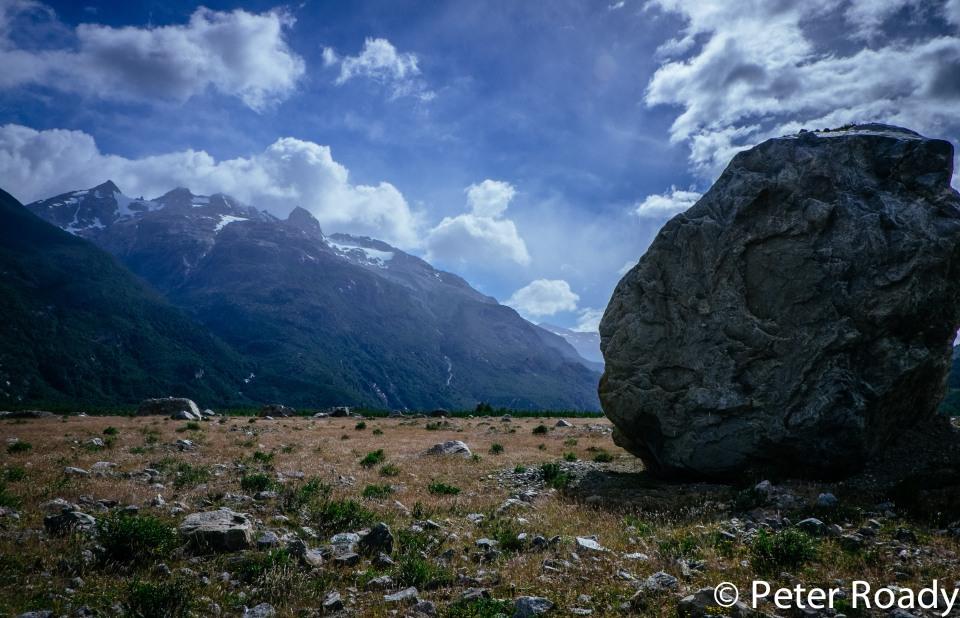 Patagonia Boulders
