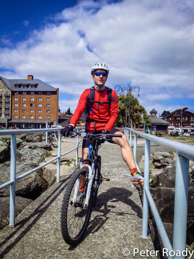 Puerto Varas by bike